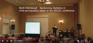 Federal Sentencing Statistics Video NACDL