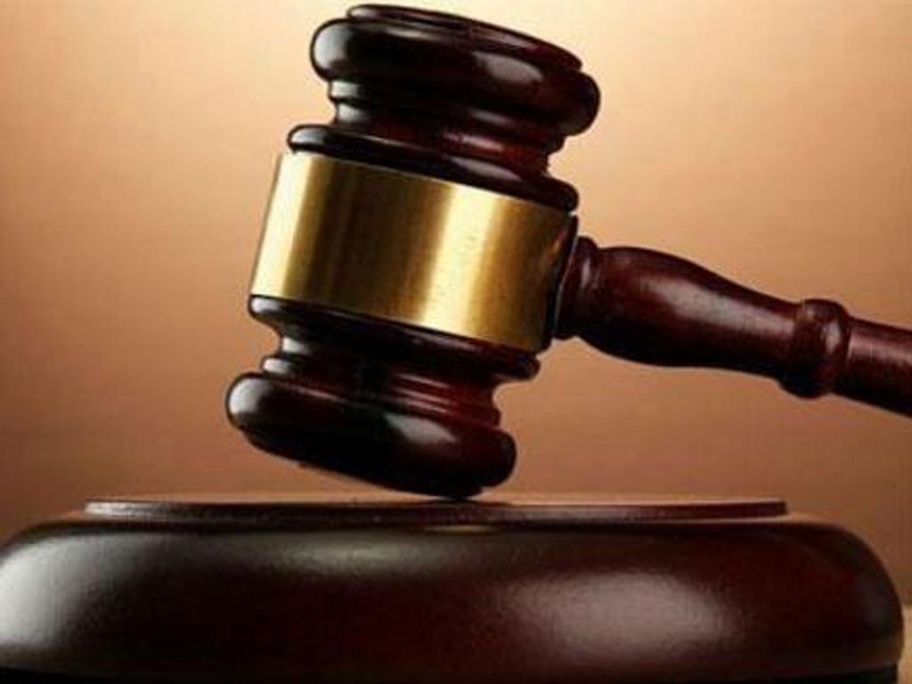 federal sentencing gavel
